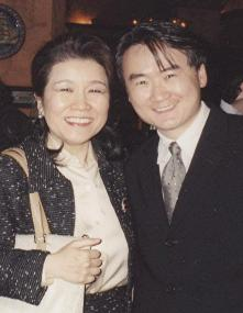 Heasook Rhee, pianist, Jian Wang, cellist